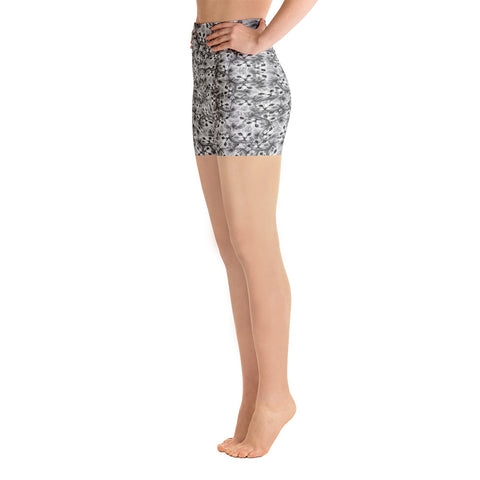 Cats Yoga Shorts | Yoga Shorts Gatos