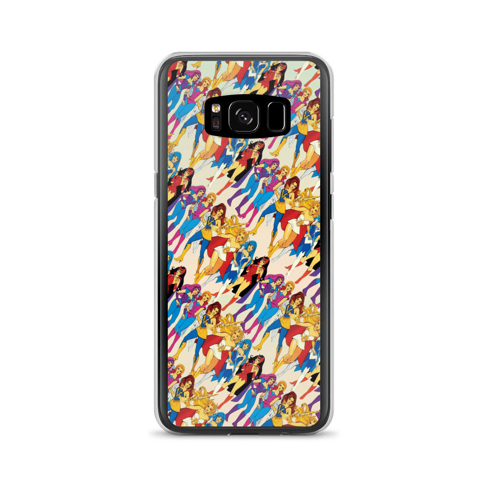 Shera & Wizards Samsung Case | Funda de Samsung Shera & Hechiceras-Phone Cases-Eat me!