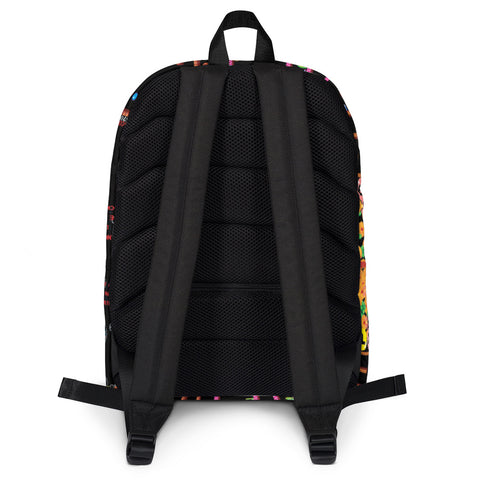 Bubble Bobble Backpack | Mochila Bubble Bobble