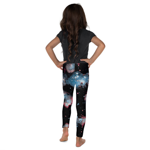 Nebula Galaxy Kid´s Leggings | Nebulosa Galaxia Leggings Niños