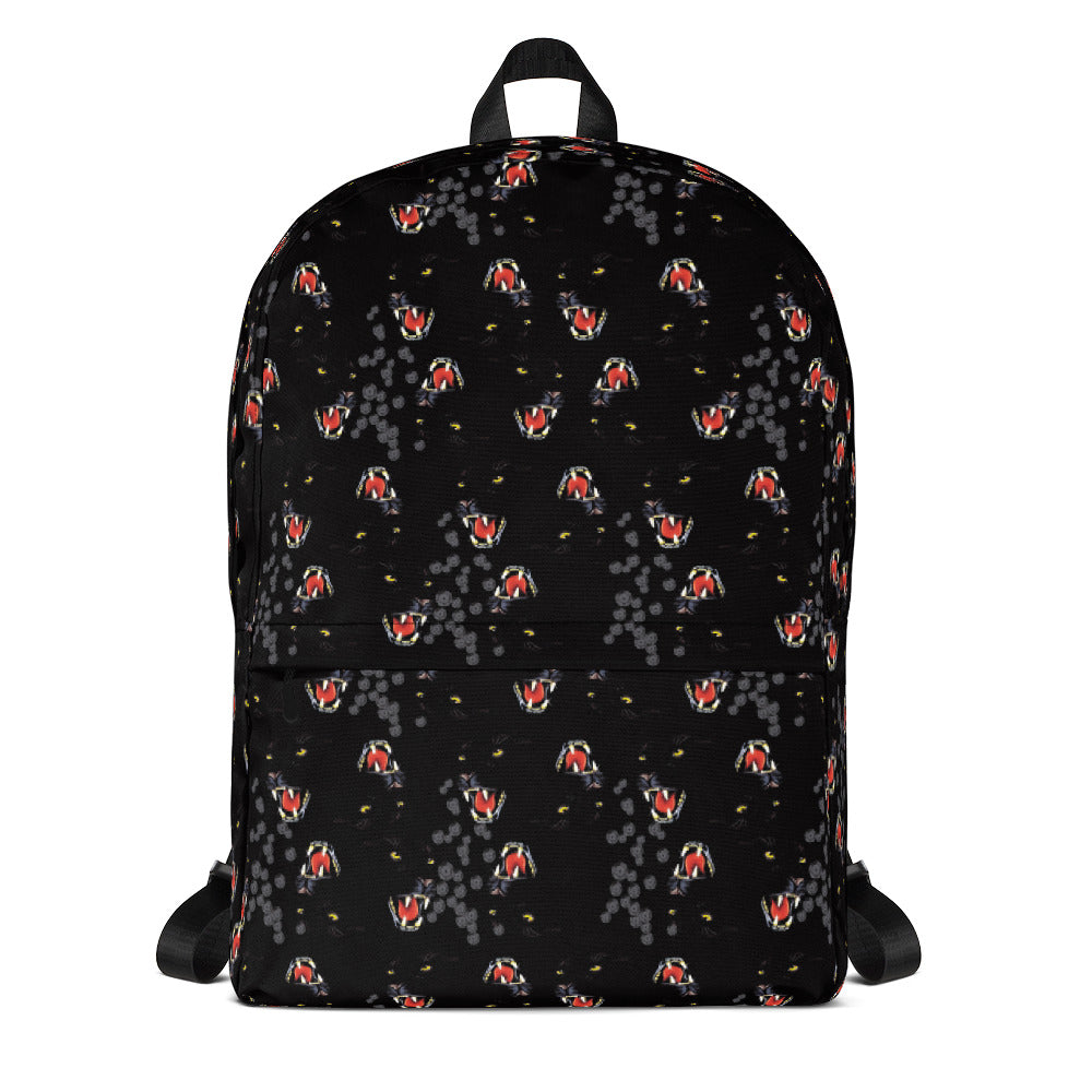 Black Panthers Backpack | Mochila Panteras Negras-Backpacks-Eat me!