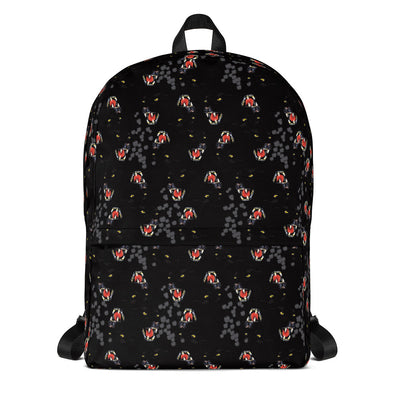 Black Panthers Backpack-Backpacks-Eat me!