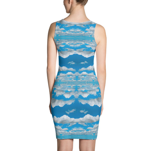 Clouds Dress | Vestido Nubes