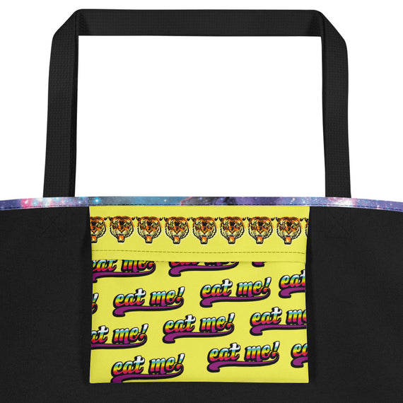 Universal Beach Bag | Bolso de Playa Universal-Beach Bags-Eat me!