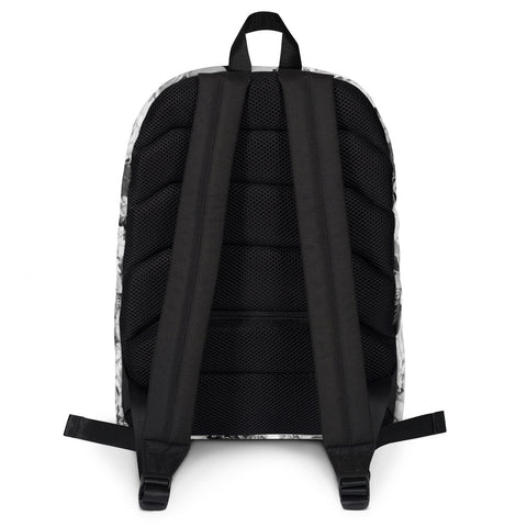 Hentai Black & White Backpack | Mochila Hentai Blanco & Negro