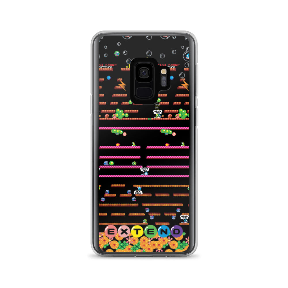 Bubble Bobble Samsung Case | Funda de Samsung Bubble Bobble-Phone Cases-Eat me!