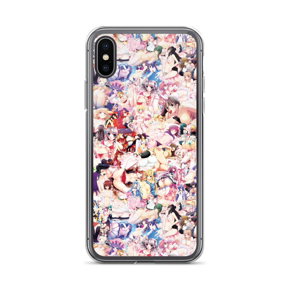 Hentai iPhone Case | Funda de iPhone Hentai-Phone Cases-Eat me!