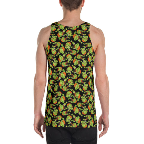 Blanka Street Fighter Sleeveless Shirt | Musculosa Blanka Street Fighter