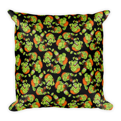 Blanka Street Fighter Pillow | Cojín Blanka Street Fighter