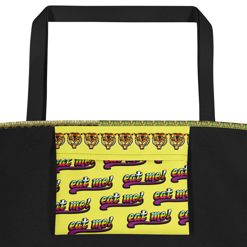 Wonderboy Beach Bag | Bolso de Playa Wonderboy-Beach Bags-Eat me!