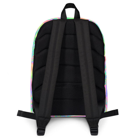 Acid Pastel Backpack | Mochila Acid Pastel