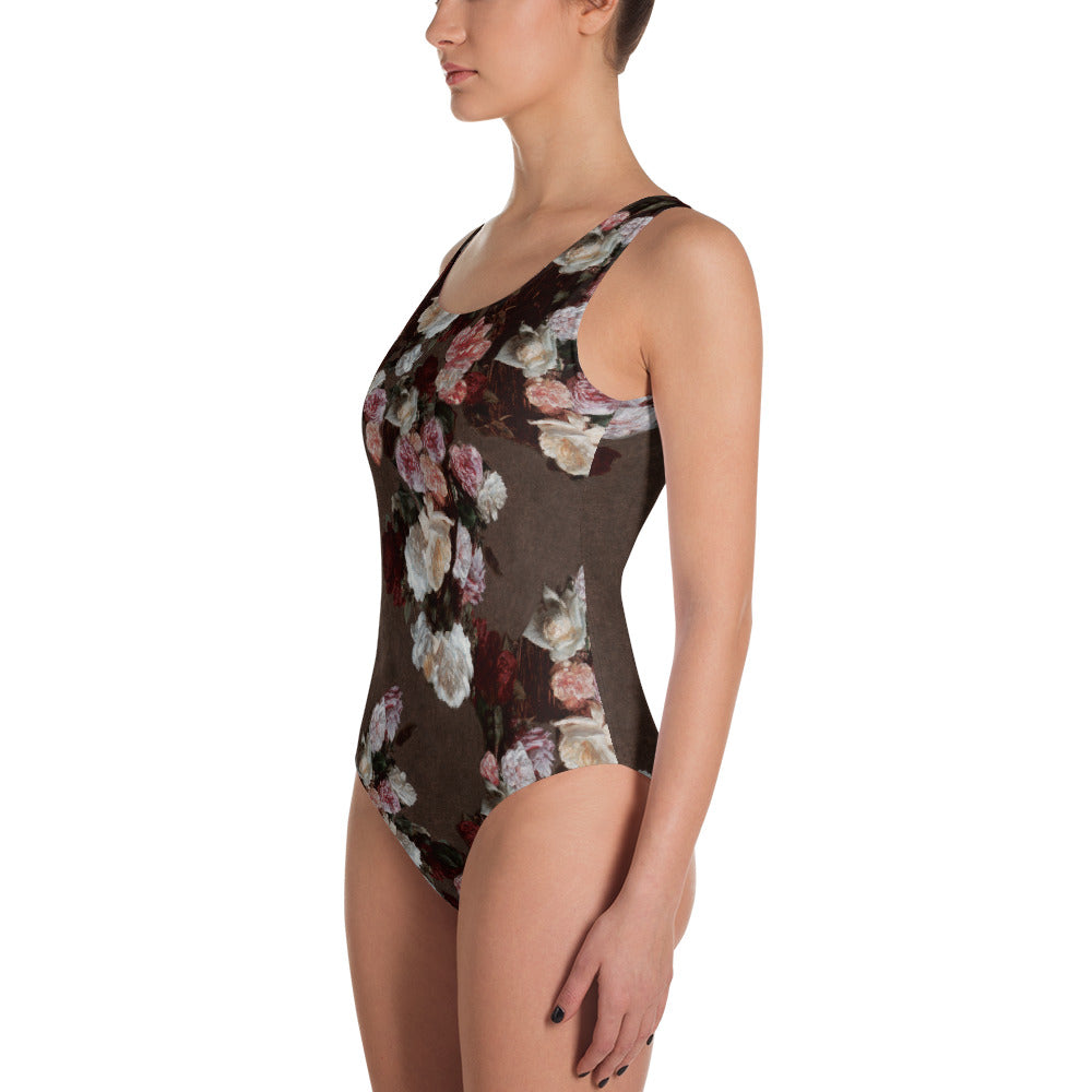 New Order One-Piece Swimsuit | Traje de baño New Order-Swimsuit-Eat me!