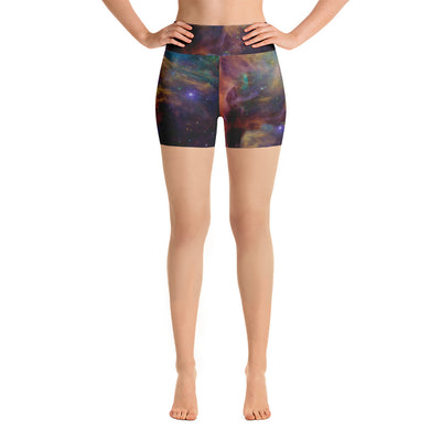 Orion Yoga Shorts-Yoga Shorts-Eat me!