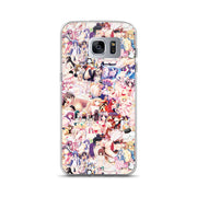 Hentai Lolicon Samsung Case-Phone Cases-Eat me!