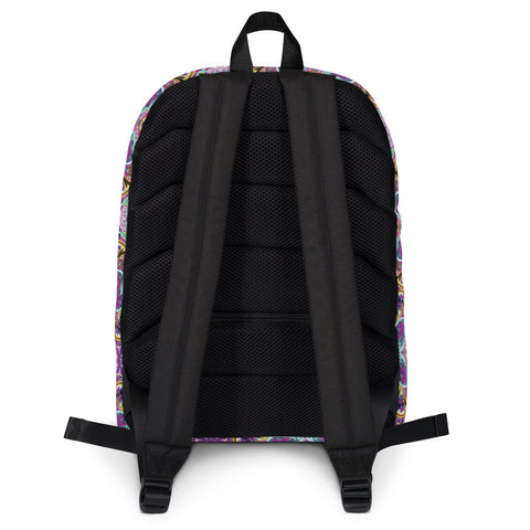Paisley Backpack | Mochila Paisley
