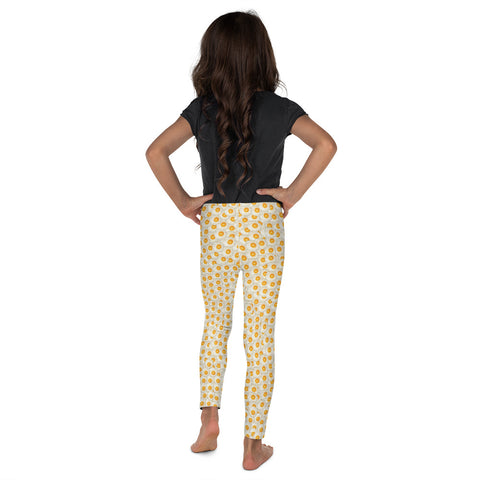 Fried Eggs Kid´s Leggings | Huevos Fritos Leggings Niños