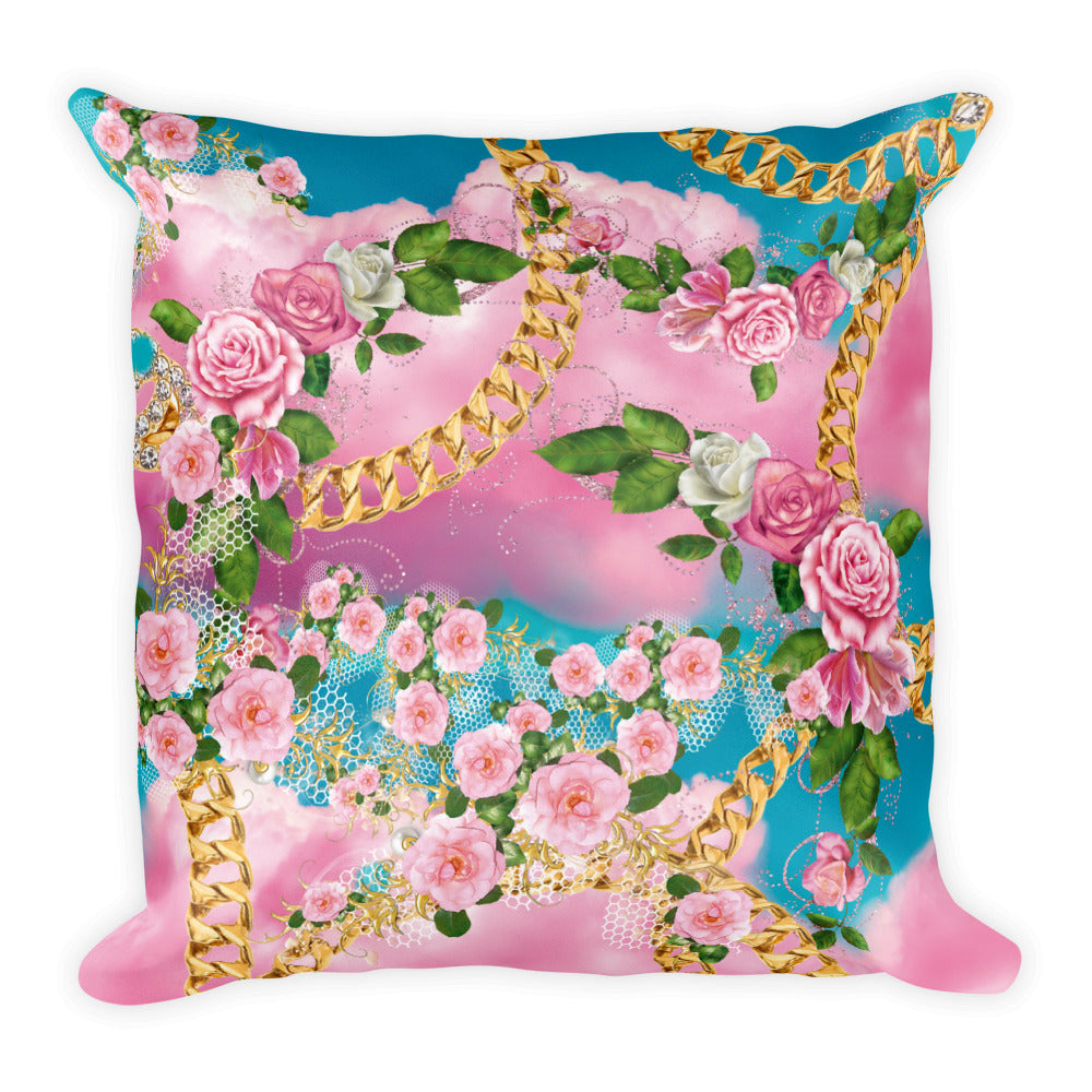 Pinky Mood Pillow | Cojín Pinky Mood-Pillow Cases-Eat me!