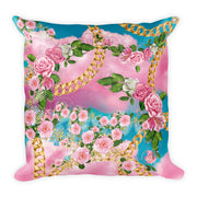 Pinky Mood Pillow-Pillow Cases-Eat me!