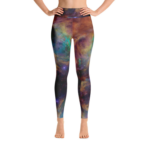 Orion Yoga Leggings-Yoga Leggings-Eat me!