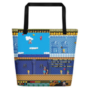Wonderboy Beach Bag-Tote Bags-Eat me!