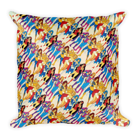 She-ra & Wizards Pillow | Cojín She-ra & Wizards