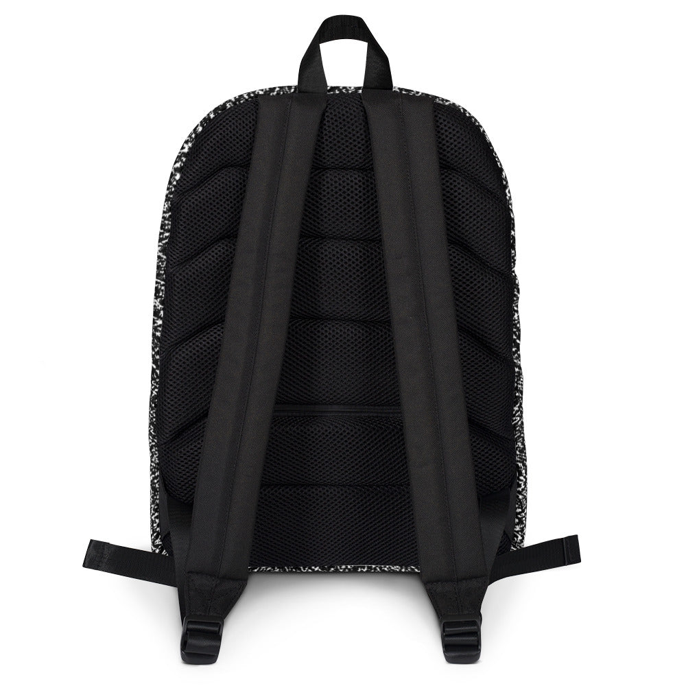 Ziggynoise Backpack | Mochila Ziggynoise-Backpacks-Eat me!