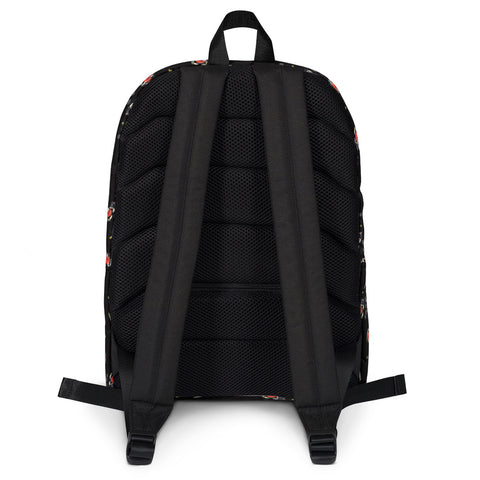 Black Panthers Backpack | Mochila Panteras Negras