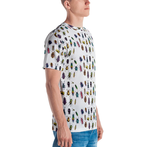 Iridescent Insects T-shirt-T-Shirts-Eat me!