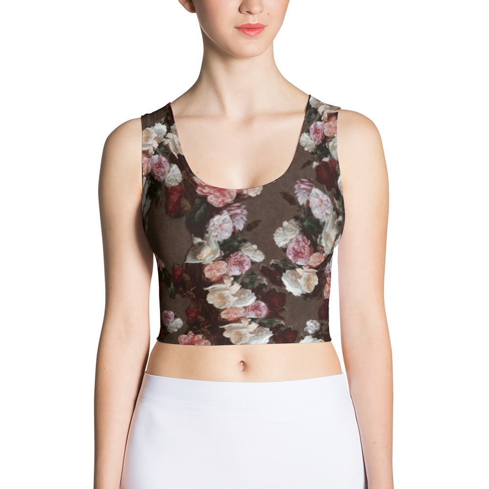New Order Crop Top | Crop Top New Order-Crop Tops-Eat me!