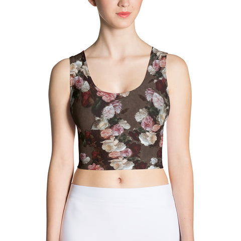 New Order Crop Top-Crop Tops-Eat me!