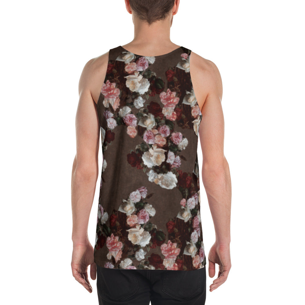 New Order Sleeveless Shirt | Musculosa New Order-Sleeveless Shirt-Eat me!
