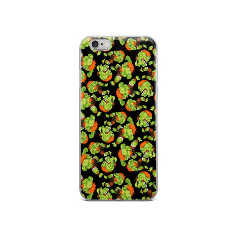 Blanka Street Fighter iPhone Case | Funda de iPhone Blanka Street Fighter