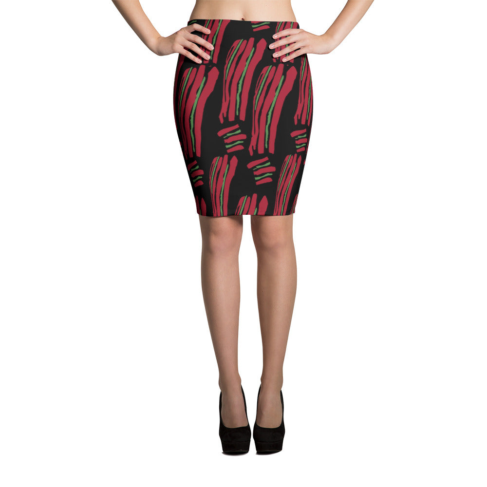 A Tribe Called Quest Pencil Skirt | Falda Tubo A Tribe Called Quest
