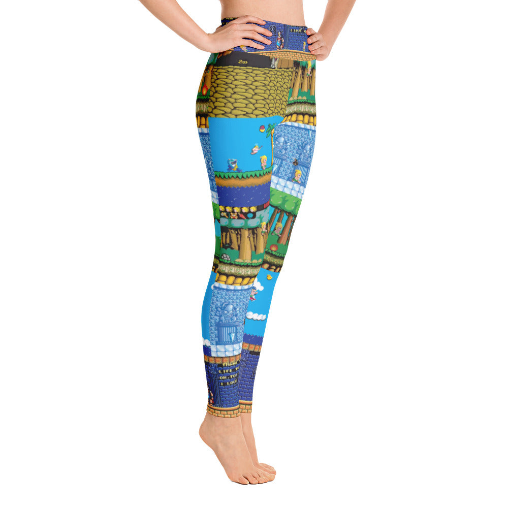 Wonderboy Yoga Leggings  | Yoga Leggings Wonderbboy