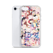 Hentai Lolicon iPhone Case-Accessories-Eat me!