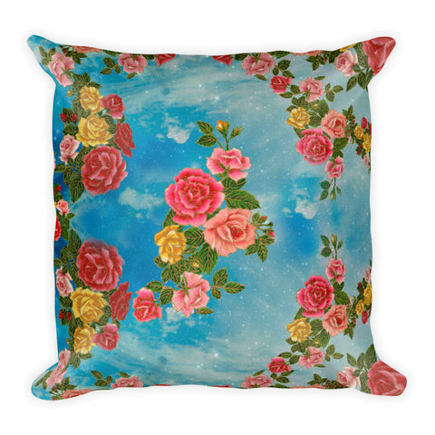 Roses Pillow-Pillow Cases-Eat me!