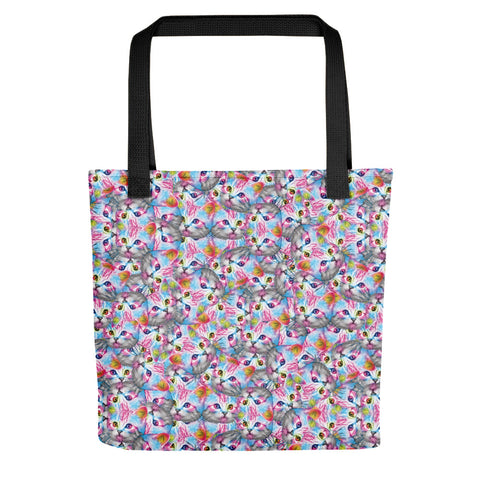 Cats Tote Bag | Tote Bag Gatitos