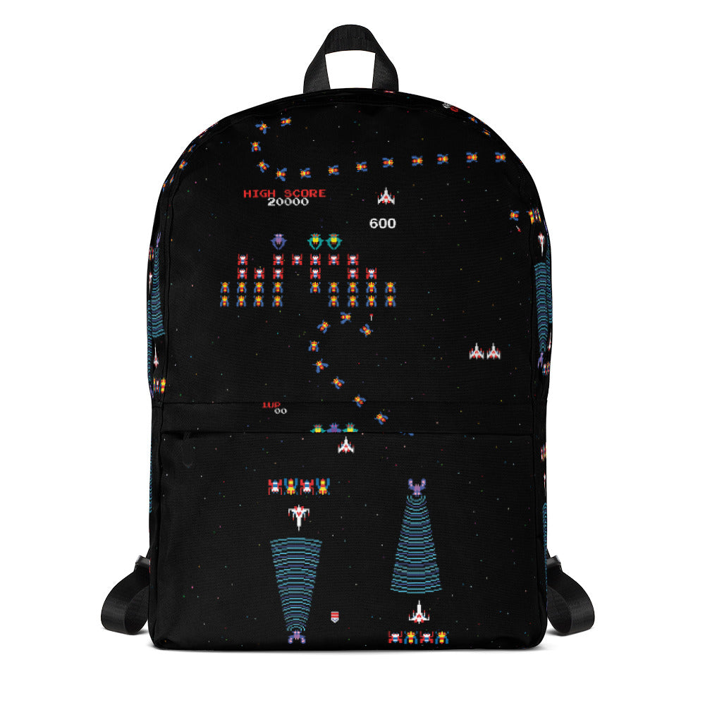 Galaga Backpack | Mochila Galaga-Backpacks-Eat me!