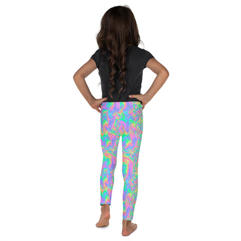 Rainbow Pastel Kid's Leggings