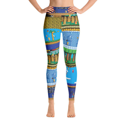 Wonderboy Yoga Leggings-Yoga Leggings-Eat me!