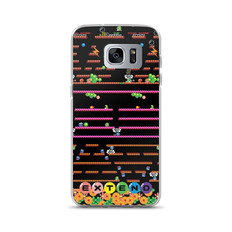 Bubble Bobble Samsung Case | Funda de Samsung Bubble Bobble