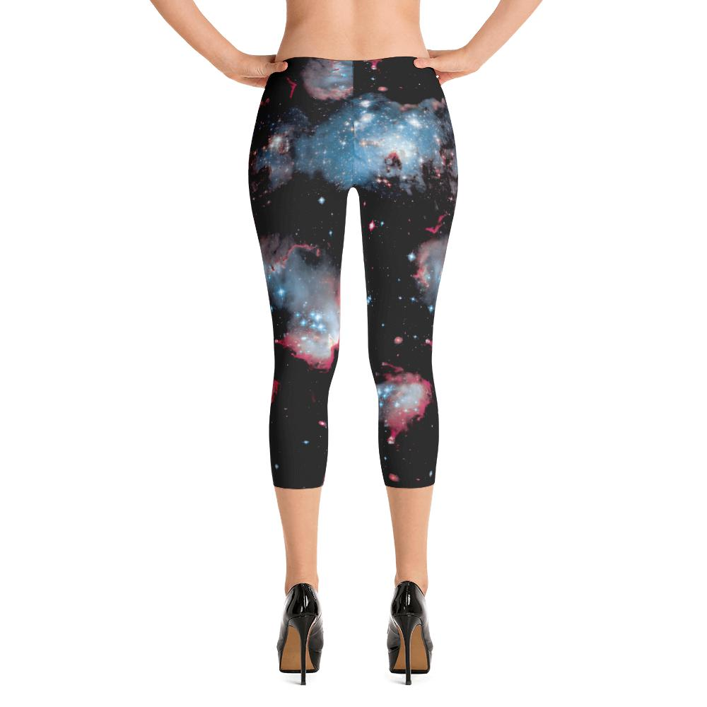 Nebula Galaxy Leggings | Nebulosa Leggings-Leggings-Eat me!