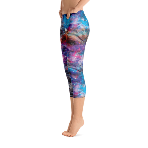 Starry Pearl Leggings  | Nácar Estrellado Leggings