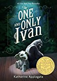 The One & Only Ivan by Katherine Applegate, Children's Books for 8 - 9 year olds