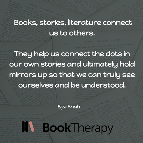 Book Therapy Quotes