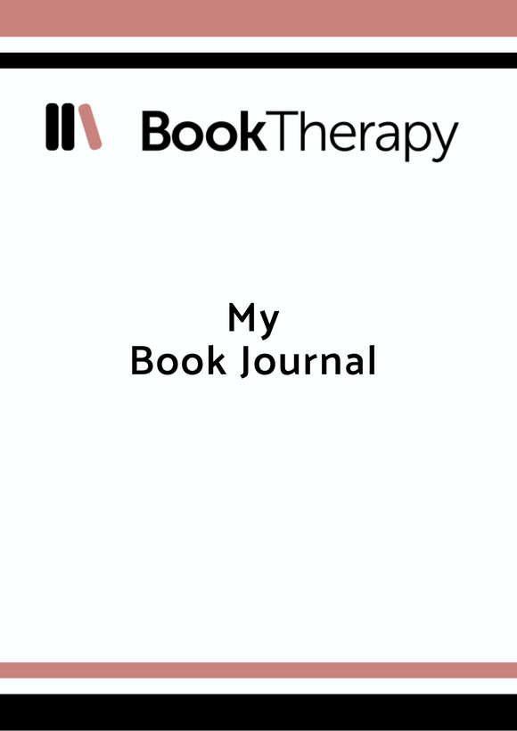 My Book Journal - Book Therapy