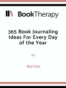 365 Book Journaling Ideas For Every Day of the Year - Book Therapy