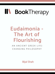 Eudaimonia - The Art of Flourishing - Book Therapy
