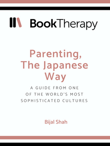 Parenting, The Japanese Way - Book Therapy