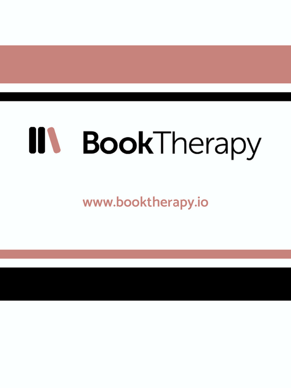 Gift Cards - Book Therapy
